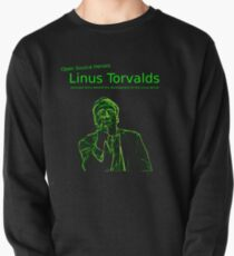 Linux Open Source Heroes - Linus Torvalds Pullover