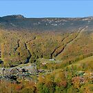 Stowe Mountain Resort - GigaPan by Stephen Beattie
