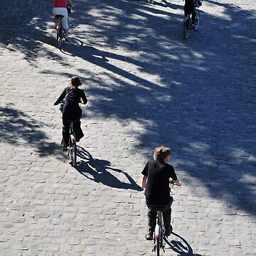 Les bicyclettes de Belsize by ragman