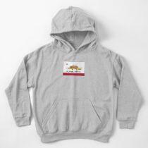 Kalifornien träumen Kinder Hoodie
