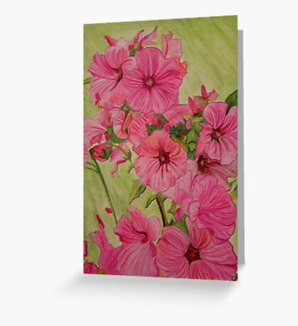 Collection of Goods Greeting Card