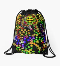 Creeping Marbles Drawstring Bag