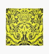 Black and Yellow Jungle Scarf