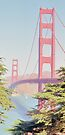 1930s Golden Gate by Nigel Fletcher-Jones