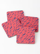 Abstract pattern Coasters