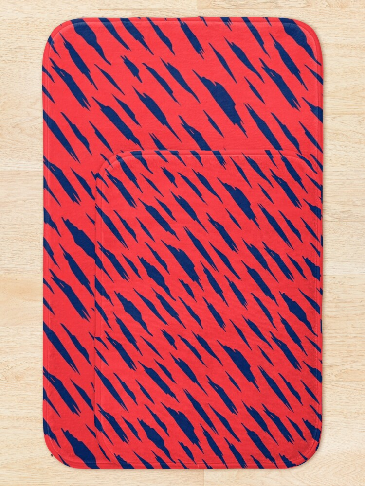 Alternate view of  Abstract pattern Bath Mat