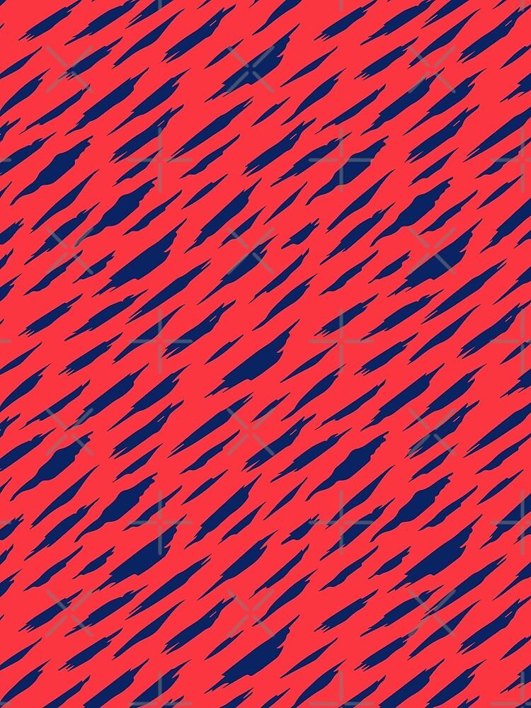Abstraktes Muster von JuliaBadeeva