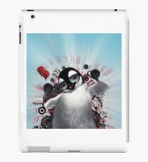 Penguin cool iPad Case/Skin