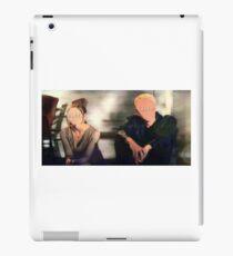 Buffy&Spike-Flooded iPad Case/Skin