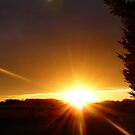 Oct. Sunset 2 by MaeBelle