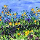 Daisy Days by Regina Valluzzi