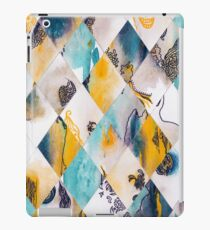 Diamonds I iPad Case/Skin