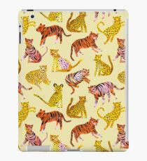 Vinilo o funda para iPad Tigres y Leopardos del Safari de África