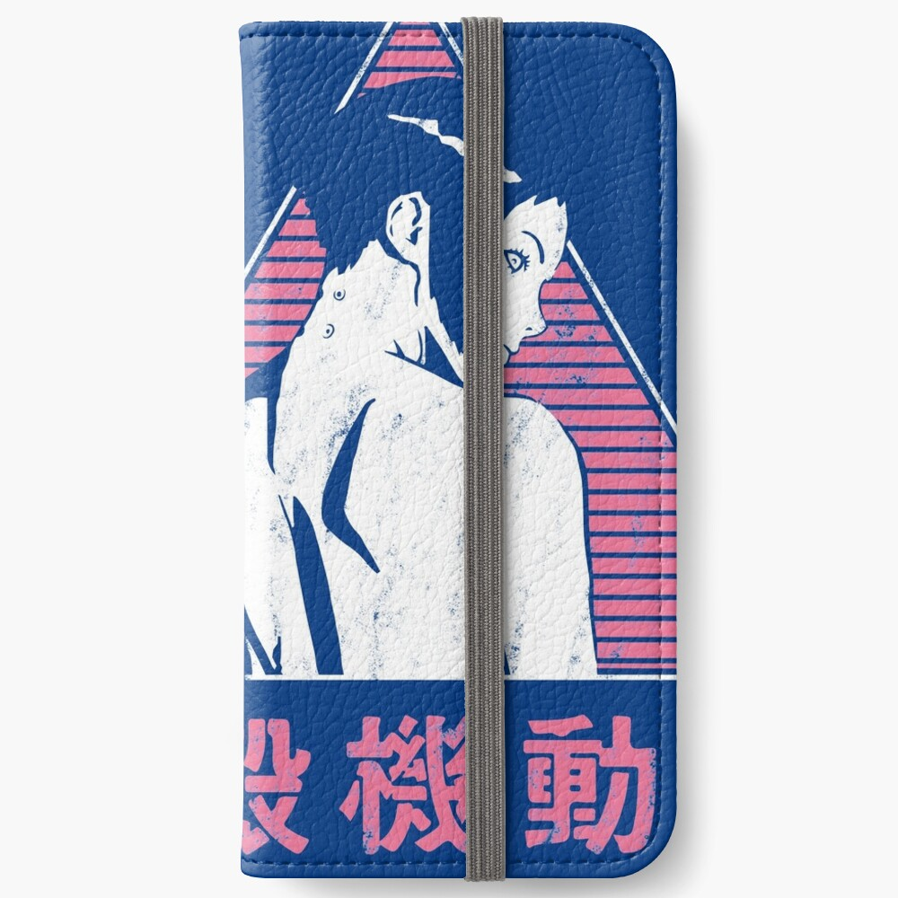 025 GITS pink iPhone Flip-Case