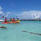 Kayaking by abryant
