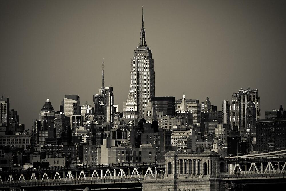 New York City by danwa