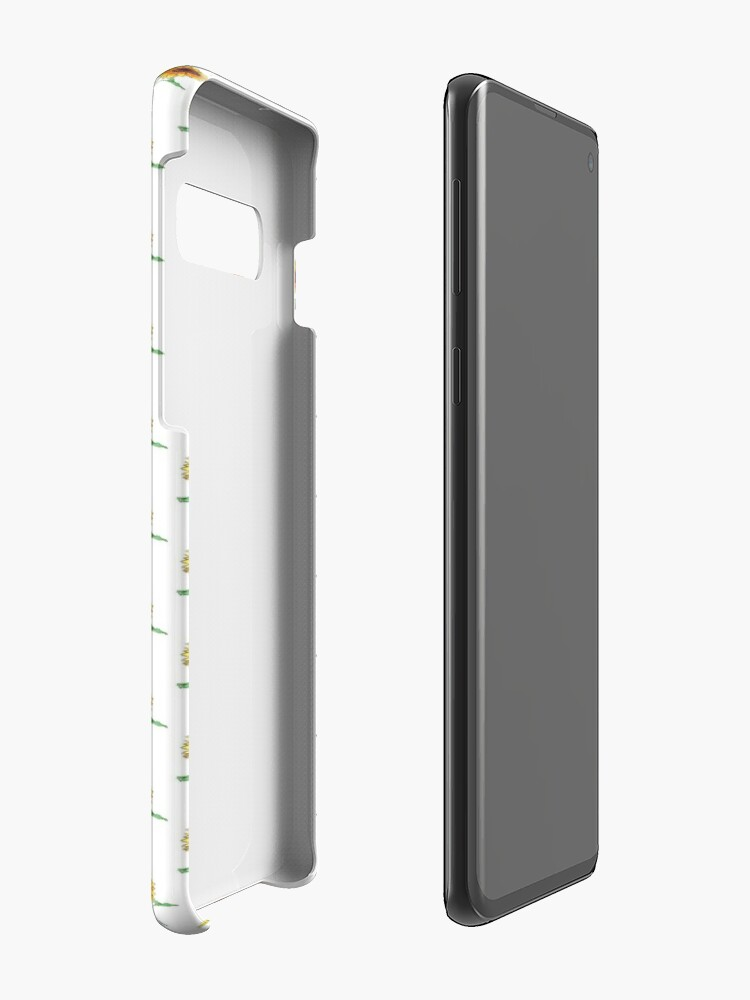 Alternate view of Sunflower Case & Skin for Samsung Galaxy