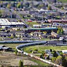 View of Kalispell by rocamiadesign