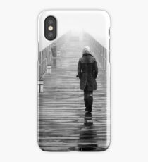 Lonely towards the unknown iPhone Case/Skin