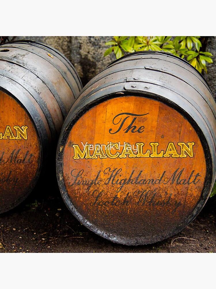 MacAllan Casks by Photograph2u