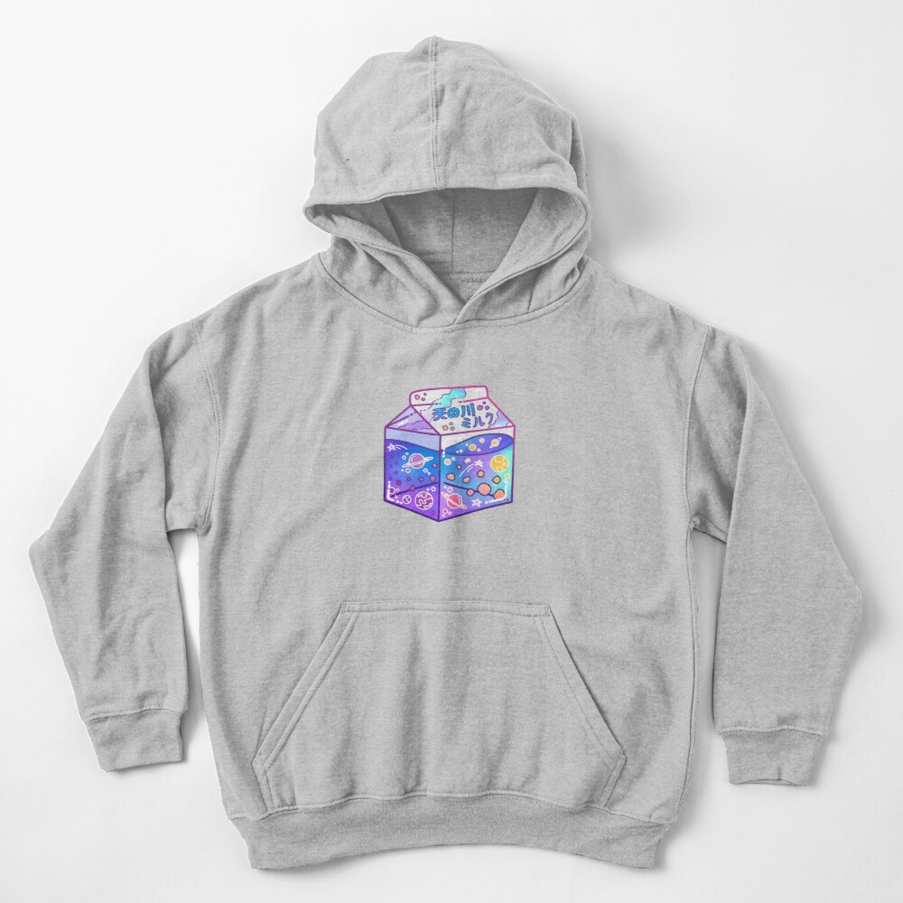 Milky Way Milk Carton Kids Pullover Hoodie