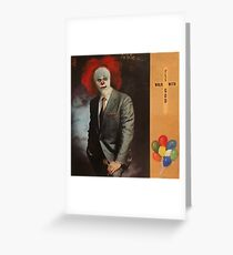 Clowning with God Greeting Card