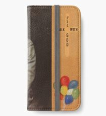 Clowning with God iPhone Wallet/Case/Skin