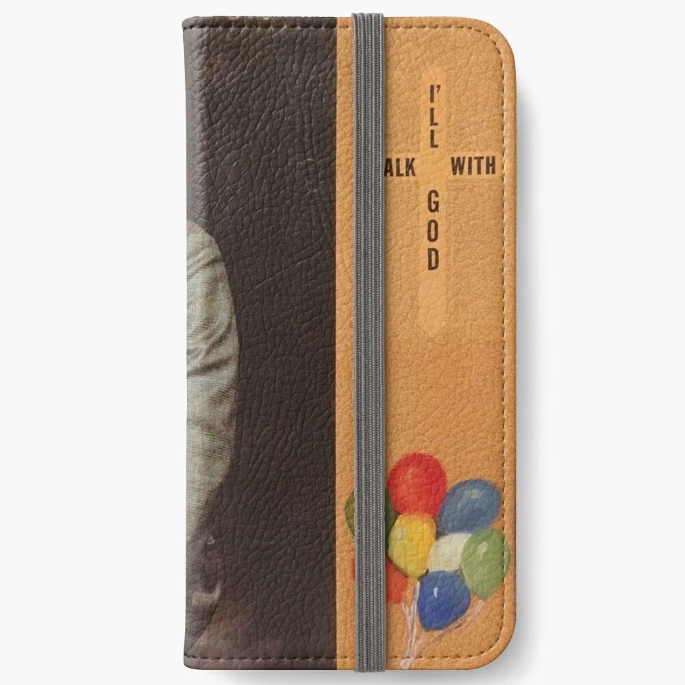 Clowning with God iPhone Wallet