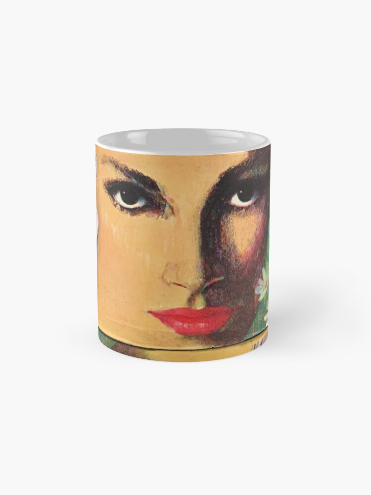 Alternate view of Two Sides of Eve Mug
