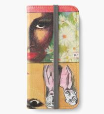 Two Sides of Eve iPhone Wallet/Case/Skin
