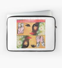 Two Sides of Eve Laptop Sleeve