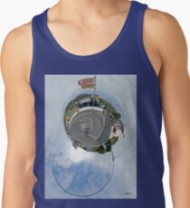 Glencolmcille - the man who missed the bus Men's Tank Top