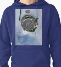 Glencolmcille - the man who missed the bus Pullover Hoodie