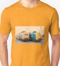 British Rail Deltic. Unisex T-Shirt