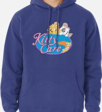 Kitty Care logo Pullover Hoodie