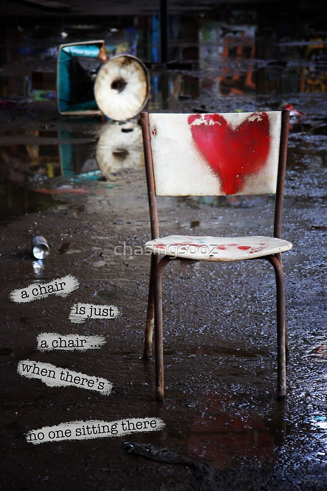 Chair by chasingsooz