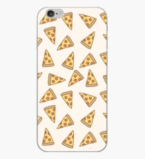 Cute Tumblr Pizza Pattern iPhone Case