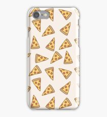 Cute Tumblr Pizza Pattern iPhone Case/Skin