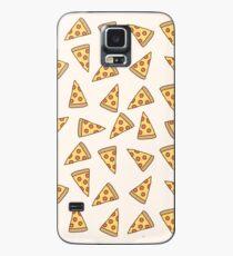 Niedliches Tumblr Pizza-Muster Hülle & Klebefolie für Samsung Galaxy