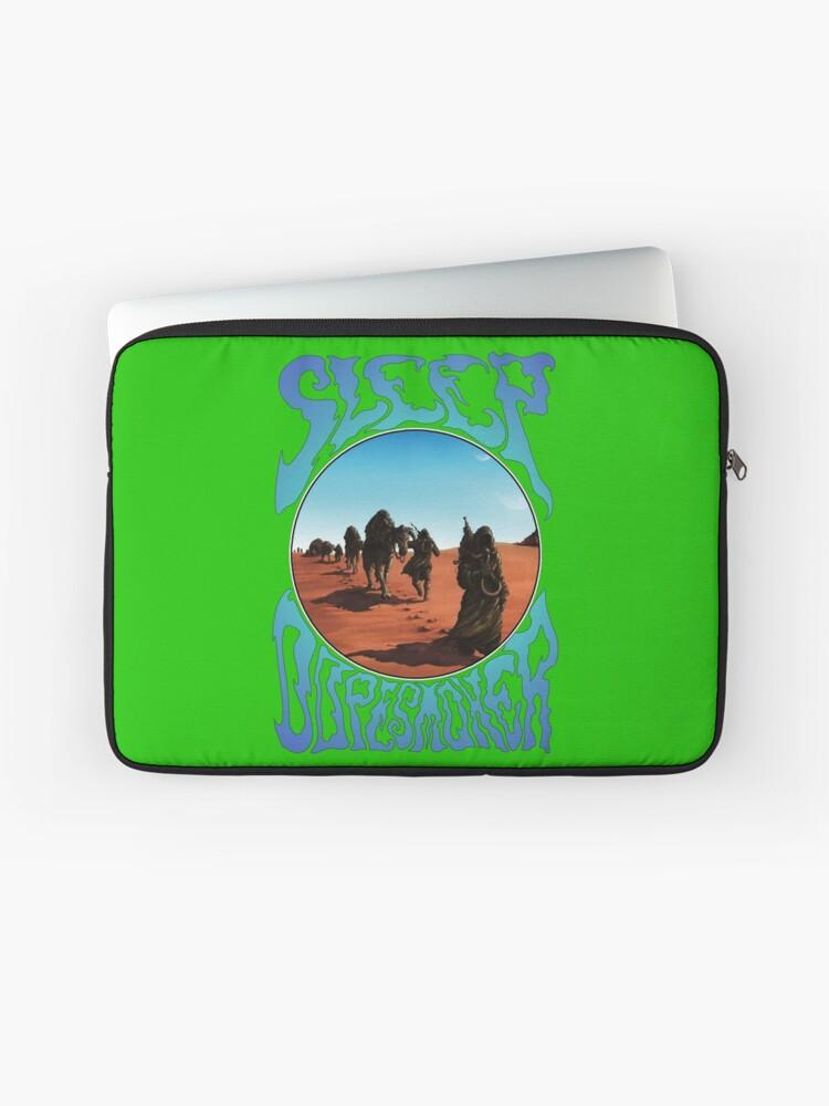 Sleep Stoner Metal Band - Album Cover Dopesmoker / Version 2 (Outline &  transparent)   Laptop Sleeve