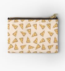 Cute Tumblr Pizza Pattern Studio Pouch