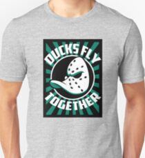 DUCKS FLY TOGETHER Unisex T-Shirt