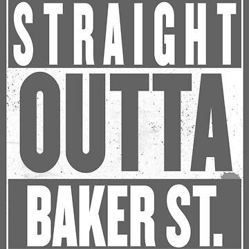 STRAIGHT OUTTA BAKER ST. by GenialGrouty
