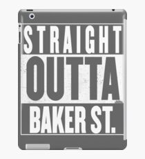STRAIGHT OUTTA BAKER ST. iPad Case/Skin
