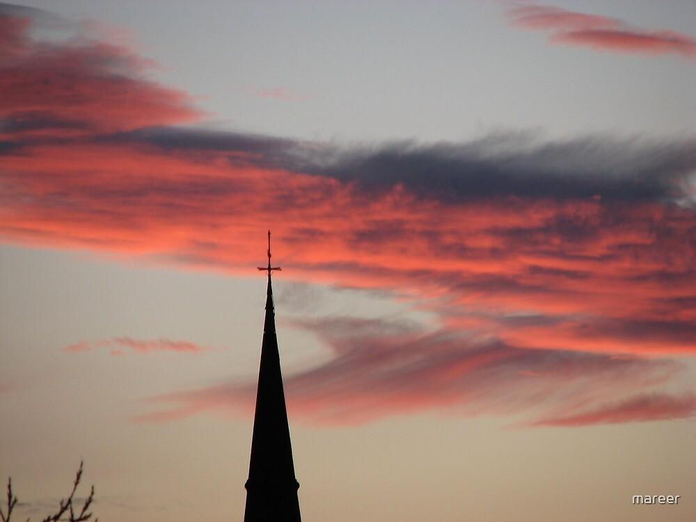 Pink Clouds by mareer