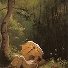 The Artist.. circa 1850..Carl Spitzweg by edsimoneit