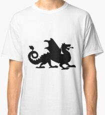 Heraldic Dragon Classic T-Shirt