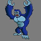 Little Giant Monster - Blue by lgm-merchandise