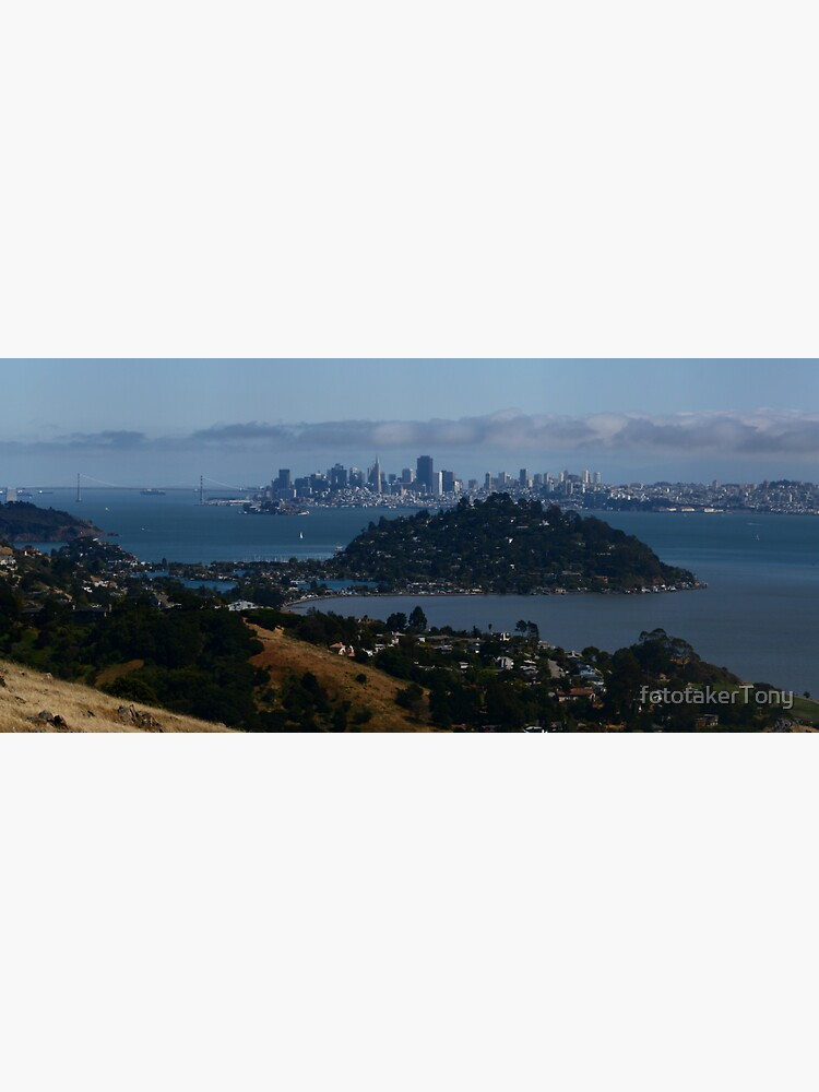 Looking to the City by the Bay from the North by fototakerTony
