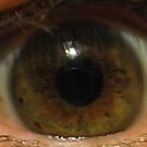the Universe in my Eye by jonolaf
